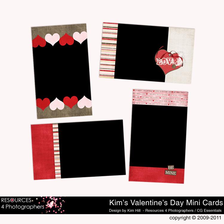 Valentine Referral Card